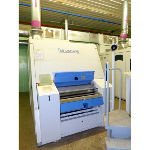 Used TC 07 Carding Machine